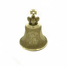 Бронзовый именной колокольчик Св. Матрона