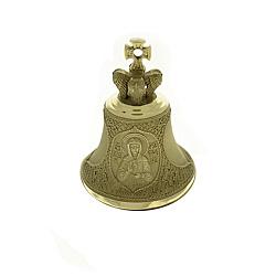 Бронзовый колокольчик Св. Матрона 000004444