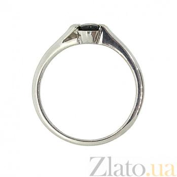 Серебряное кольцо с сапфиром Файна 000022137
