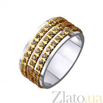 Золотое обручальное кольцо Изобилие TRF--4421600