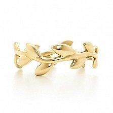 Кольцо из желтого золота Paloma Picasso малая модель