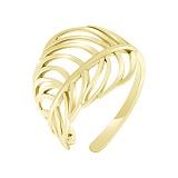 Кольцо из желтого золота Лаурель