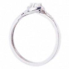Помолвочное кольцо из золота с бриллиантами Счастье любить