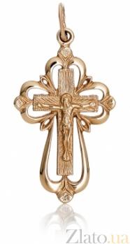 Золотой крест Причастие 000030111