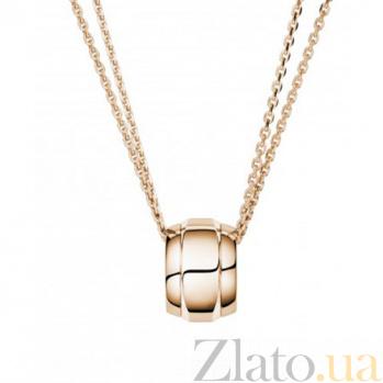 Купить Колье из розового золота La strada P-Ch(d)-LS-W в интернет магазине Злато