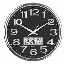 Часы настенные Power 0546BLKS