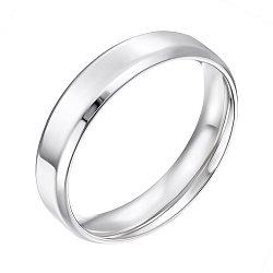 Обручальное кольцо из белого золота 000141292