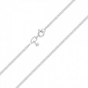 Срібний ланцюжок в панцирному плетінні 2 мм 000118284