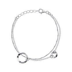 Срібний браслет 000149325