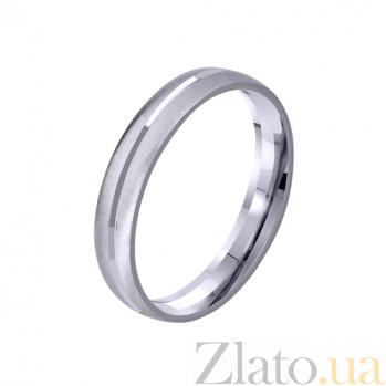 Золотое обручальное кольцо Искренность TRF--4211124