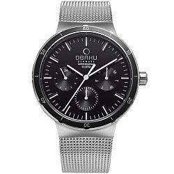 Часы наручные Obaku V220GMCBMC 000087589
