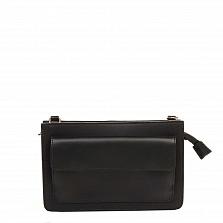 Клатч Italian Bags 8081_black Кожаный Черный
