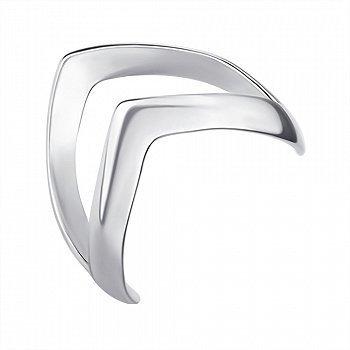 Кольцо из серебра 000144052