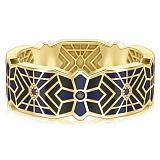 Мужское обручальное кольцо из желтого золота Калейдоскоп Любви: Увертюра к счастью
