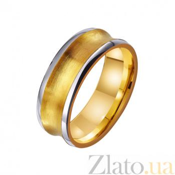 Золотое обручальное кольцо Источник радости TRF--4411672