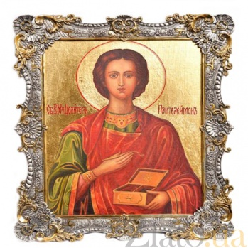 Икона Целитель Пантелеймон 5-1437