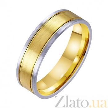 Золотое обручальное кольцо Forever and Ever TRF--4511741