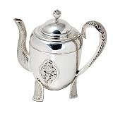 Серебряный чайник Розарий