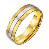 Золотое обручальное кольцо Волшебное чувство