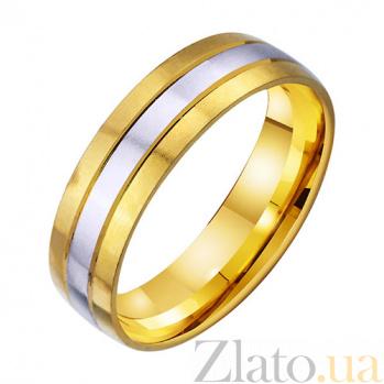 Золотое обручальное кольцо Волшебное чувство TRF--4511757