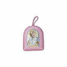 Серебряная Семистрельная икона Божей Матери