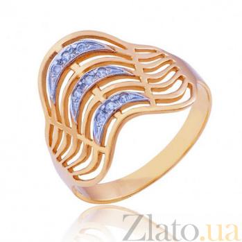 Кольцо из красного золота Наследница фараонов EDM--КД089