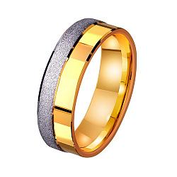 Золотое обручальное кольцо Чарующая сила