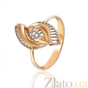Золотое кольцо фантазийной формы Деянира EDM--КД0400
