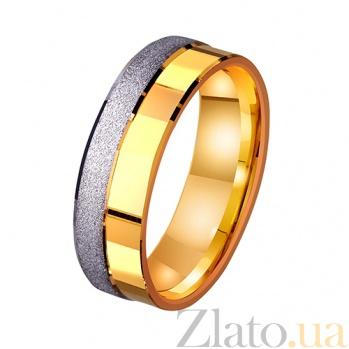 Золотое обручальное кольцо Чарующая сила SG--4411648