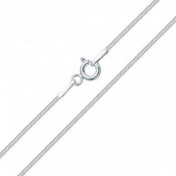 Срібний ланцюжок, 1мм 000127938