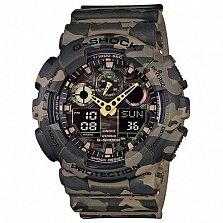 Часы наручные Casio G-shock GA-100CM-5AER
