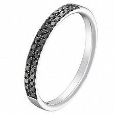 Золотое кольцо Легкий путь с бриллиантами