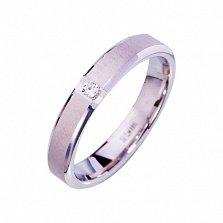 Золотое обручальное кольцо Жизель