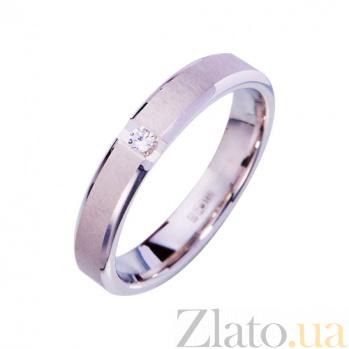 Золотое обручальное кольцо Жизель TRF--4221287