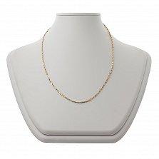 Золотая цепочка комбинированного цвета Мармория