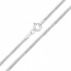 Цепочка из серебра с родированием 000071906