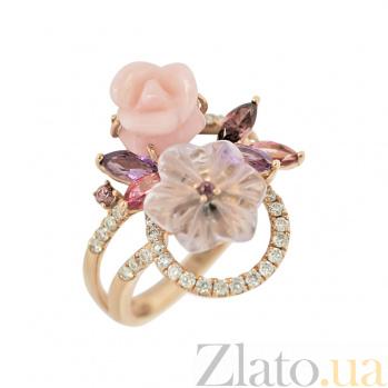 Золотое кольцо Флер 1К193-0188
