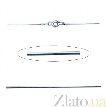 Серебряная цепь Ситар AQA--TD8L080