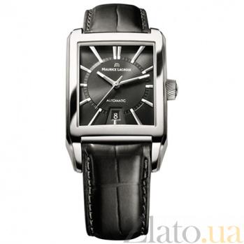 Часы Maurice Lacroix коллекции Pontos Rectangulaire MLX--PT6247-SS001-330
