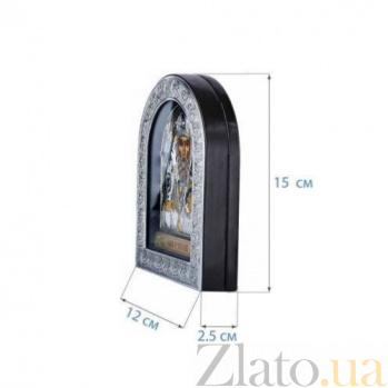 Икона в серебре Спаси и Сохрани AQA--EPZ3-009AG-BR