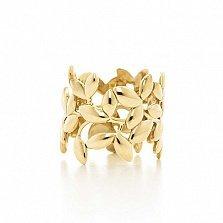 Кольцо из желтого золота Paloma Picasso большая модель