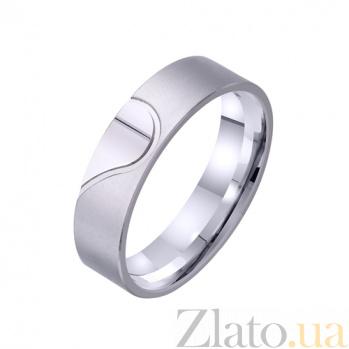 Золотое обручальное кольцо Марциана TRF--421311