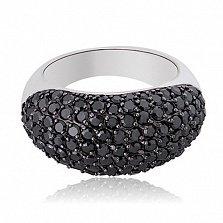 Серебряное кольцо Маргарита