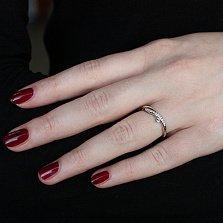 Серебряное кольцо Вида