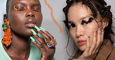 Модный маникюр: как будем красить ногти этой осенью?