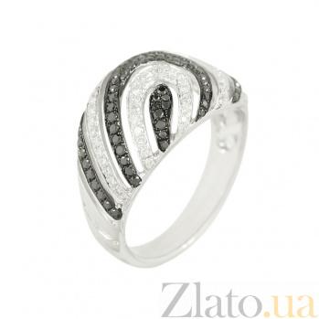Золотое кольцо с бриллиантами Сандра 1К759-0258