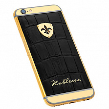 Apple iPhone Noblesse 6S Croco