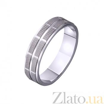 Золотое обручальное кольцо Джессика TRF--421555