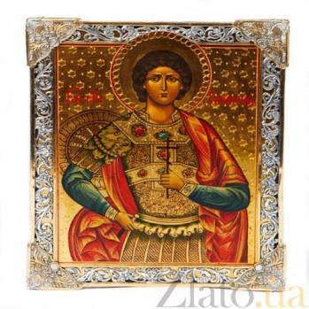 Икона Святой мученик Георгий 1437-7