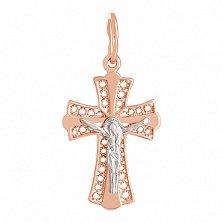 Крестик из золота Православные традиции